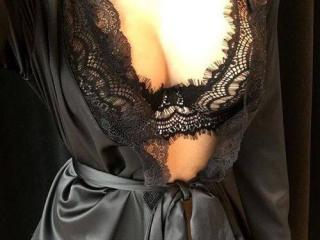 Photo de profil sexy du modèle BreeX, pour un live show webcam très hot !
