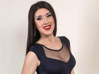 Photo de profil sexy du modèle ChristinaCute, pour un live show webcam très hot !