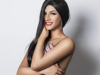 Meliina模特的性感個人頭像,邀請您觀看熱辣勁爆的實時攝像表演!