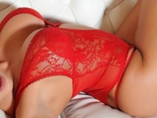 Picture of the sexy profile of MilenaX, for a very hot webcam live show !