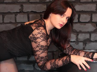 Picture of the sexy profile of MissMonic, for a very hot webcam live show !