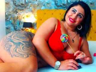 Velmi sexy fotografie sexy profilu modelky MonikHotLove pro live show s webovou kamerou!