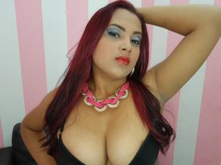 Picture of the sexy profile of OrianaDiaz, for a very hot webcam live show !