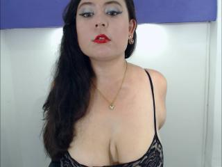 Picture of the sexy profile of ValerieBelle, for a very hot webcam live show !