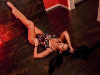 Velmi sexy fotografie sexy profilu modelky VanessaMyers pro live show s webovou kamerou!