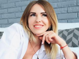 Velmi sexy fotografie sexy profilu modelky AlettaR pro live show s webovou kamerou!