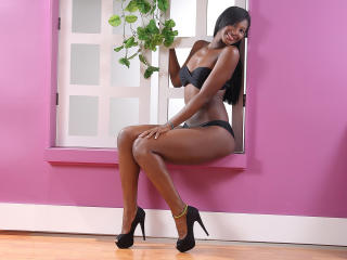 Picture of the sexy profile of AmbarSweet, for a very hot webcam live show !