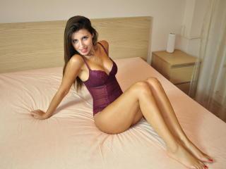 Foto de perfil sexy de la modelo AmetheeaSweet, ¡disfruta de un show webcam muy caliente!