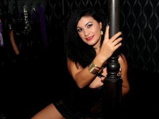 Velmi sexy fotografie sexy profilu modelky AneliceSwitch pro live show s webovou kamerou!