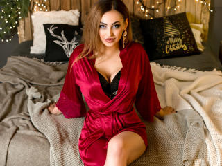 Sexet profilfoto af model AngelikeyyFirst, til meget hot live show webcam!