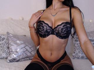 Photo de profil sexy du modèle AniaDream, pour un live show webcam très hot !