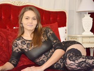 Hình ảnh đại diện sexy của người mẫu AnnisaKate để phục vụ một show webcam trực tuyến vô cùng nóng bỏng!