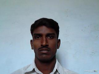 Picture of the sexy profile of Anurag, for a very hot webcam live show !