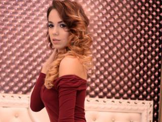 Hình ảnh đại diện sexy của người mẫu AryeleDream để phục vụ một show webcam trực tuyến vô cùng nóng bỏng!