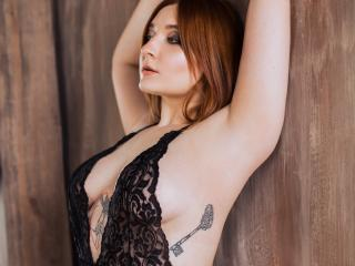 Foto de perfil sexy de la modelo AshleyTempest, ¡disfruta de un show webcam muy caliente!