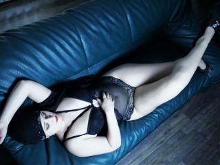 Velmi sexy fotografie sexy profilu modelky Asira pro live show s webovou kamerou!