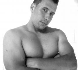 Picture of the sexy profile of BigHardyForU, for a very hot webcam live show !