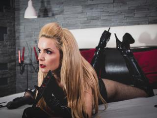 Hình ảnh đại diện sexy của người mẫu Cerice để phục vụ một show webcam trực tuyến vô cùng nóng bỏng!