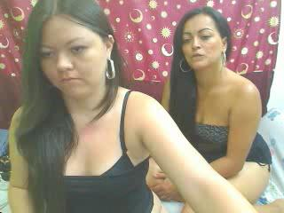 Picture of the sexy profile of CoquinesDuo, for a very hot webcam live show !