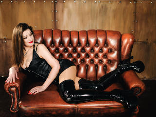 Sexet profilfoto af model Denisa20, til meget hot live show webcam!