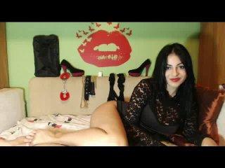 Photo de profil sexy du modèle DirtyBela, pour un live show webcam très hot !