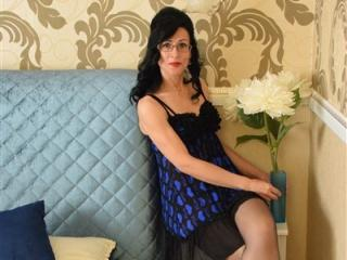 Photo de profil sexy du modèle DivineBrook, pour un live show webcam très hot !