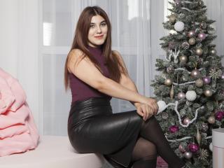 Hình ảnh đại diện sexy của người mẫu DjannaMic để phục vụ một show webcam trực tuyến vô cùng nóng bỏng!