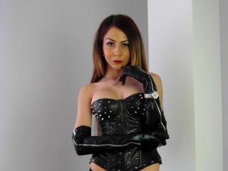 Sexy profilbilde av modellen  EveMeyers, for et veldig hett live webcam-show!