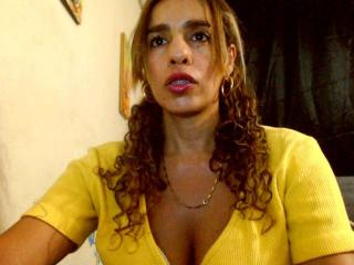 Velmi sexy fotografie sexy profilu modelky FoxyPorn pro live show s webovou kamerou!