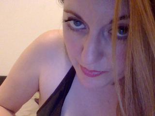 Velmi sexy fotografie sexy profilu modelky FrenchyLea pro live show s webovou kamerou!