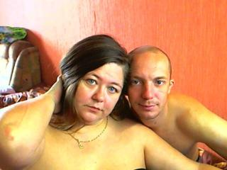 HotManAndGirl - Live nude with this amber hair Girl and boy couple