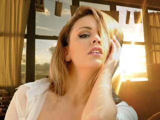 Velmi sexy fotografie sexy profilu modelky ImMeganLive pro live show s webovou kamerou!