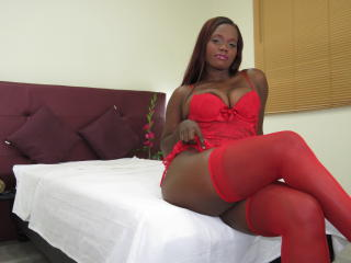 Photo de profil sexy du modèle JadaFox69, pour un live show webcam très hot !