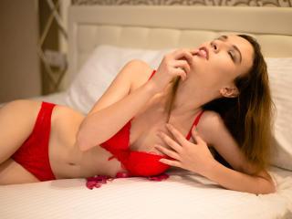 Foto de perfil sexy de la modelo JollyCute69, ?disfruta de un show webcam muy caliente!