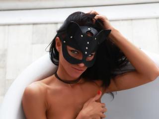Velmi sexy fotografie sexy profilu modelky Kirilla pro live show s webovou kamerou!