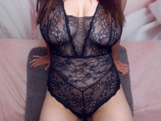 Velmi sexy fotografie sexy profilu modelky LaBelleInconue pro live show s webovou kamerou!