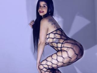 Velmi sexy fotografie sexy profilu modelky lalis pro live show s webovou kamerou!