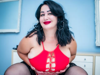 Hình ảnh đại diện sexy của người mẫu LexyRose để phục vụ một show webcam trực tuyến vô cùng nóng bỏng!