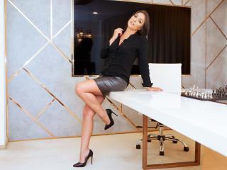 Velmi sexy fotografie sexy profilu modelky Lorre pro live show s webovou kamerou!