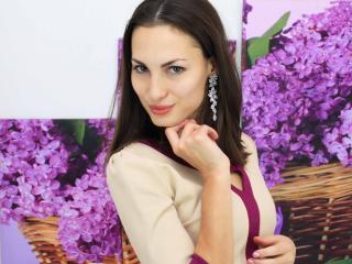 Velmi sexy fotografie sexy profilu modelky LovelyEmilyG pro live show s webovou kamerou!