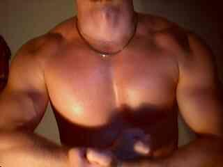 Picture of the sexy profile of LoverBoy4u, for a very hot webcam live show !