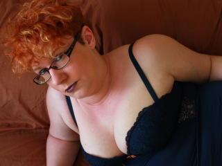 Velmi sexy fotografie sexy profilu modelky MademoiselleJessie pro live show s webovou kamerou!