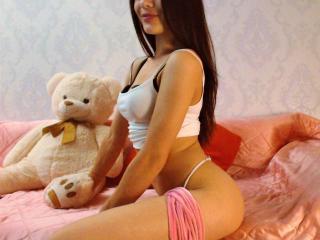Фото секси-профайла модели MarrybellaHot, веб-камера которой снимает очень горячие шоу в режиме реального времени!