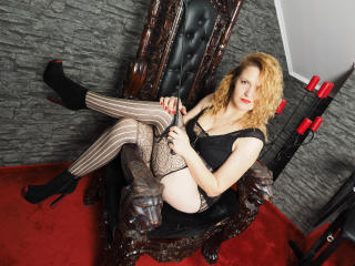Picture of the sexy profile of MelyssaDomme, for a very hot webcam live show !