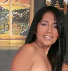 Picture of the sexy profile of Micaelasex, for a very hot webcam live show !