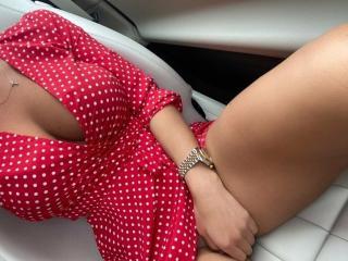 Hình ảnh đại diện sexy của người mẫu MissNatalie để phục vụ một show webcam trực tuyến vô cùng nóng bỏng!