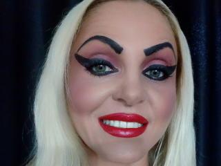 Velmi sexy fotografie sexy profilu modelky MIstressDesire pro live show s webovou kamerou!