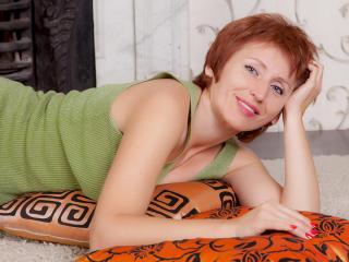 Velmi sexy fotografie sexy profilu modelky NaturalWoman pro live show s webovou kamerou!