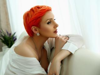 Photo de profil sexy du modèle PerfectLexy, pour un live show webcam très hot !
