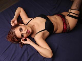 Velmi sexy fotografie sexy profilu modelky PinkKitty pro live show s webovou kamerou!